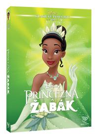 Princezna a žabák - Edice Disney klasické pohádky DVD