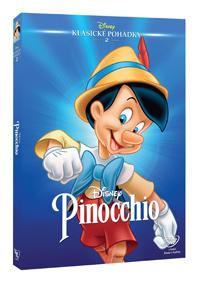 Pinocchio - Edice Disney klasické pohádky DVD