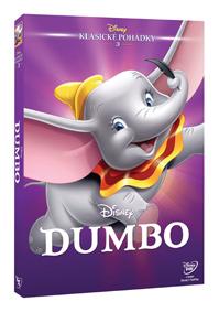 Dumbo - Edice Disney klasické pohádky DVD