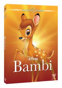 Bambi DE - Edice Disney klasické pohádky DVD