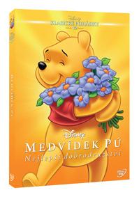 Medvídek Pú: Nejlepší dobrodružství - Edice Disney klasické pohádky DVD