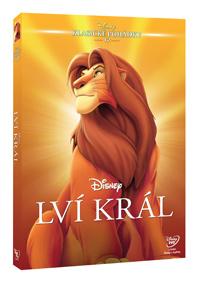 Lví král - Edice Disney klasické pohádky DVD