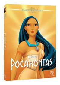 Pocahontas - Edice Disney klasické pohádky DVD