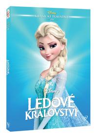 Ledové království - Edice Disney klasické pohádky DVD