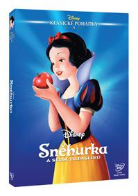 Sněhurka a sedm trpaslíků - Edice Disney klasické pohádky DVD