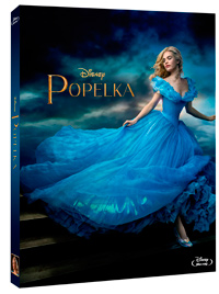 Popelka Blu-ray
