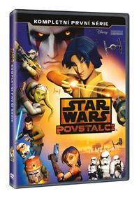 Star Wars: Povstalci 1. série 3DVD