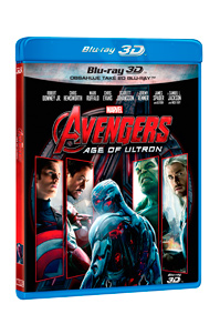 Avengers: Age of Ultron 2Blu-ray (3D+2D)