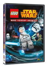 Lego Star Wars: Nové Yodovy kroniky 2 DVD