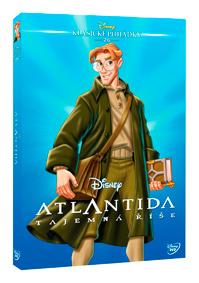Atlantida: Tajemná říše DVD - Edice Disney klasické pohádky