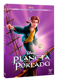 Planeta pokladů - Edice Disney klasické pohádky DVD