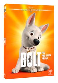 Bolt: pes pro každý případ DVD - Edice Disney klasické pohádky