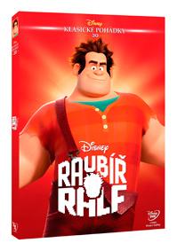 Raubíř Ralf - Edice Disney klasické pohádky DVD