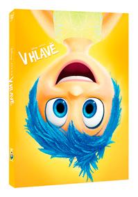 V hlavě - Disney Pixar edice DVD