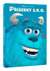 Příšerky s.r.o. - Disney Pixar edice DVD