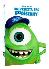 Univerzita pro příšerky - Disney Pixar edice DVD