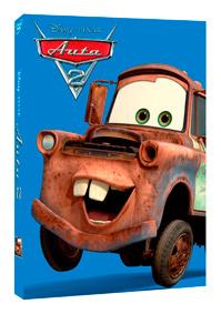 Auta 2. - Disney Pixar edice DVD