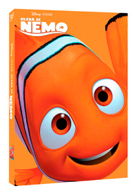 Hledá se Nemo - Disney Pixar edice DVD