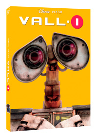 Vall-I - Disney Pixar edice DVD