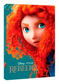 Rebelka - Disney Pixar edice DVD