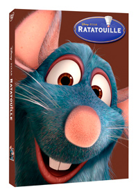 Ratatouille - Disney Pixar edice DVD