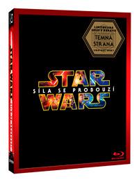 Star Wars: Síla se probouzí 2Blu-ray - Limitovaná edice Darkside