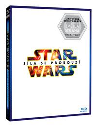 Star Wars: Síla se probouzí 2Blu-ray - Limitovaná edice Lightside