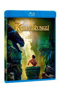 Kniha džunglí Blu-ray