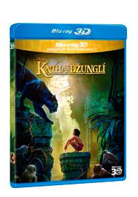 Kniha džunglí 2Blu-ray (3D+2D)