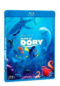 Hledá se Dory Blu-ray