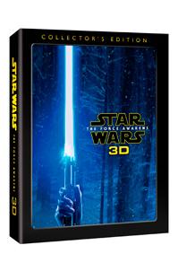 Star Wars: Síla se probouzí 3Blu-ray (3D+2D+bonusový disk) digipack