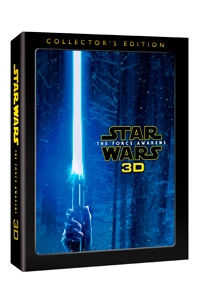 Star Wars: Síla se probouzí 3Blu-ray (3D+2D+bonus disk) digipack