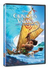 Odvážná Vaiana: Legenda o konci světa DVD