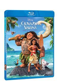 Odvážná Vaiana: Legenda o konci světa Blu-ray