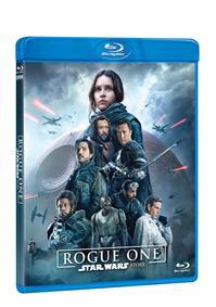 Rogue One: Star Wars Story 2Blu-ray (2D+bonusový disk)