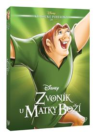 Zvoník u Matky Boží - Edice Disney klasické pohádky DVD