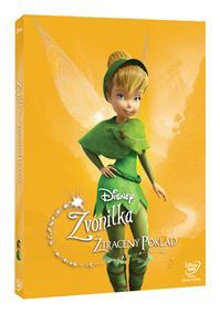 Zvonilka a ztracený poklad - Edice Disney Víly DVD