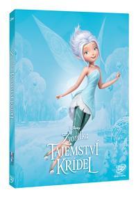 Zvonilka: Tajemství křídel - Edice Disney Víly DVD