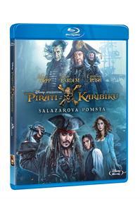 Piráti z Karibiku 5: Salazarova pomsta Blu-ray