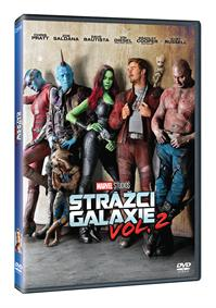 Strážci Galaxie Vol. 2 DVD