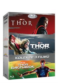 Thor kolekce 1-3 3Blu-ray
