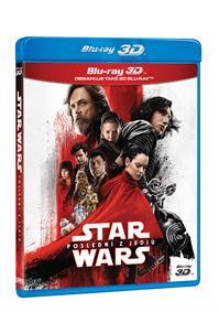 Star Wars: Poslední z Jediů 3Blu-ray (3D+2D+bonus disk)