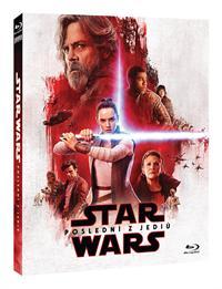 Star Wars: Poslední z Jediů 2Blu-ray (2D+bonus disk) - Limitovaná edice Odpor