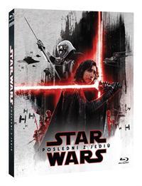 Star Wars: Poslední z Jediů 2Blu-ray (2D+bonus disk) - Limitovaná edice První řád