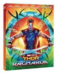 Thor: Ragnarok 2Blu-ray (3D+2D) - Limitovaná sběratelská edice