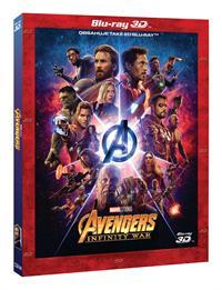 Avengers: Infinity War 2Blu-ray (3D+2D) - Limitovaná sběratelská edice