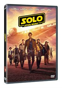 Solo: Star Wars Story DVD