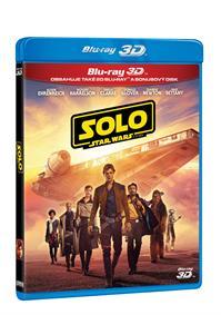 Solo: Star Wars Story 3Blu-ray (3D+2D+bonus disk)