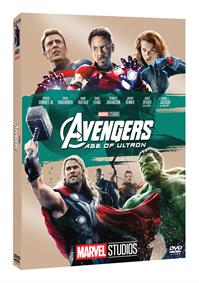 Avengers: Age of Ultron - Edice Marvel 10 let DVD