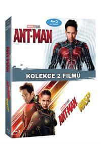 Ant-Man kolekce 1.-2. 2Blu-ray